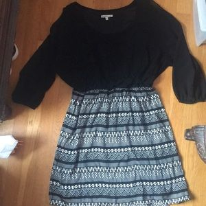 Charlotte Russe long sleeve dress